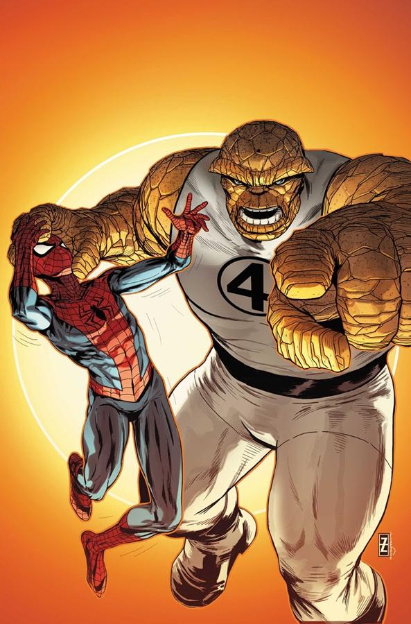 Avenging Spider Man Annual 1 Avengi12
