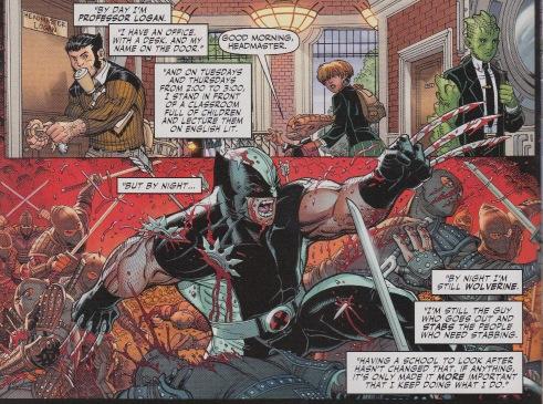 Wolverine & the X-men B_110