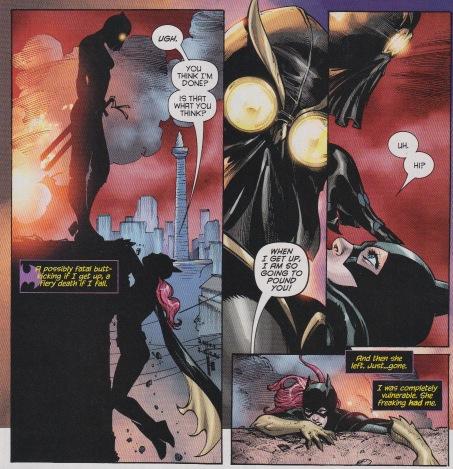 Batgirl (New 52) Babsow11