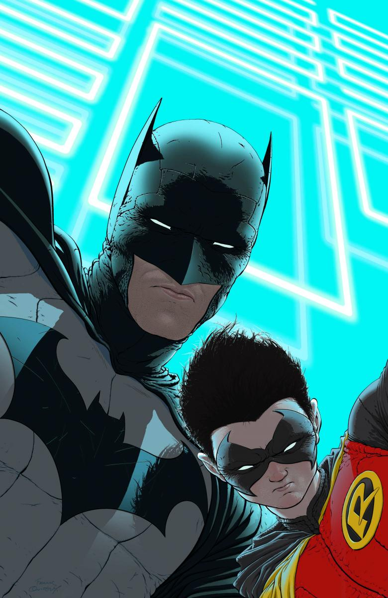 Batman Inc (New 52) Batinc10