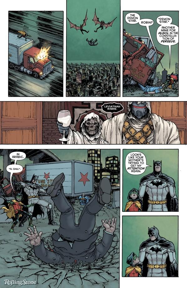 Batman Inc (New 52) Batman12