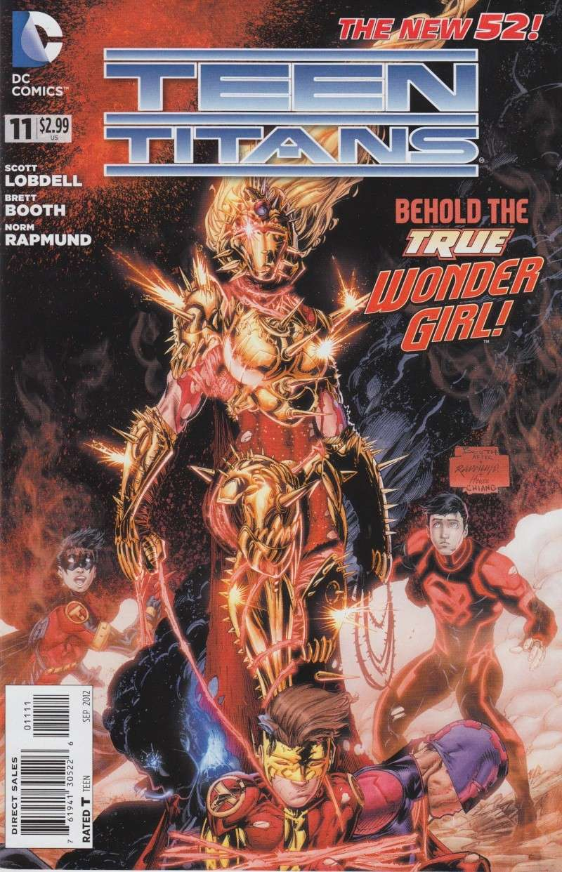 Teen Titans (New 52) Behold10