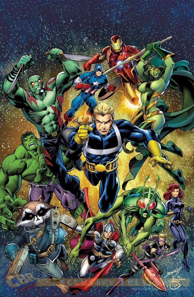 Avengers Assemble (Couverture Spoilers) Bendis10
