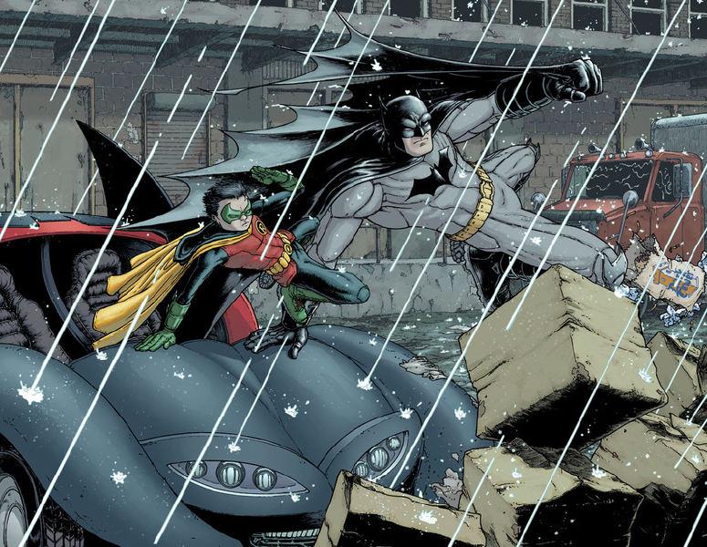 Batman Inc (New 52) Bminc011