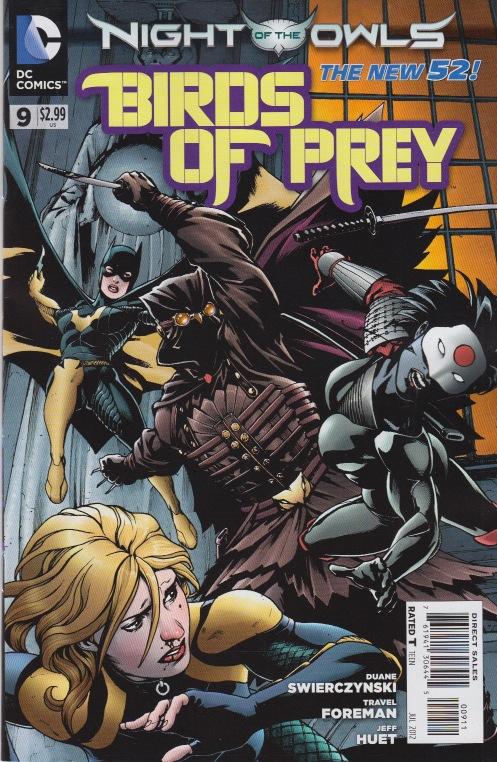 Birds of Prey (New 52) Bopnow10