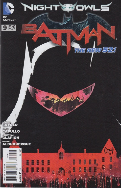 Batman (New 52) Bruceo10