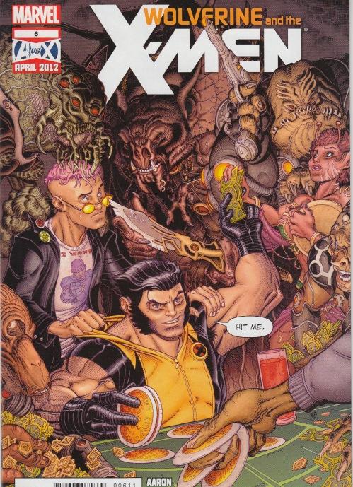 Wolverine & the X-men C_1310