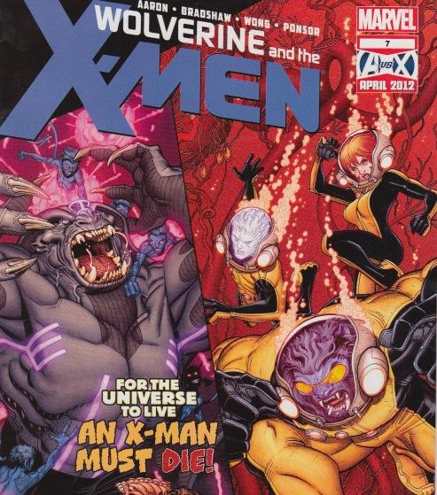 Wolverine & the X-men C_2110