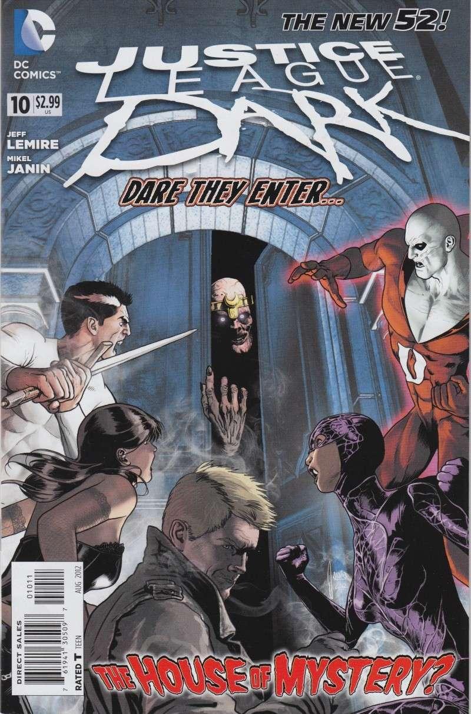 Justice League Dark (New 52) Consta10