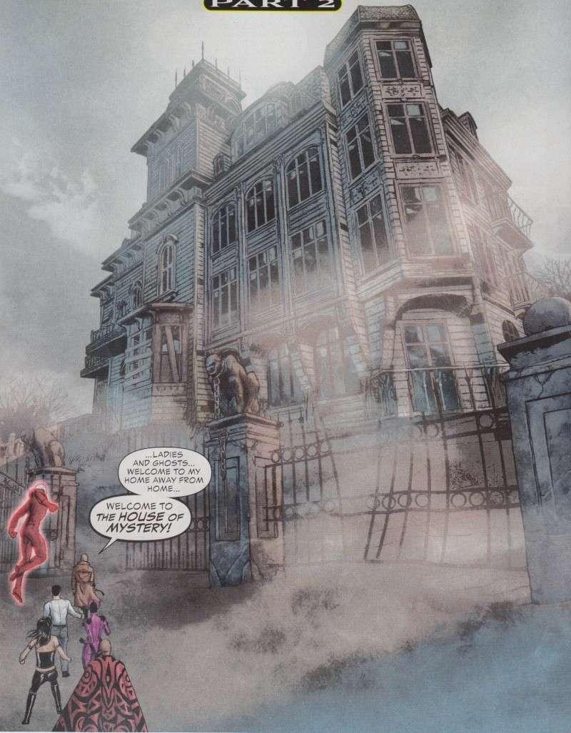 Justice League Dark (New 52) Consta11