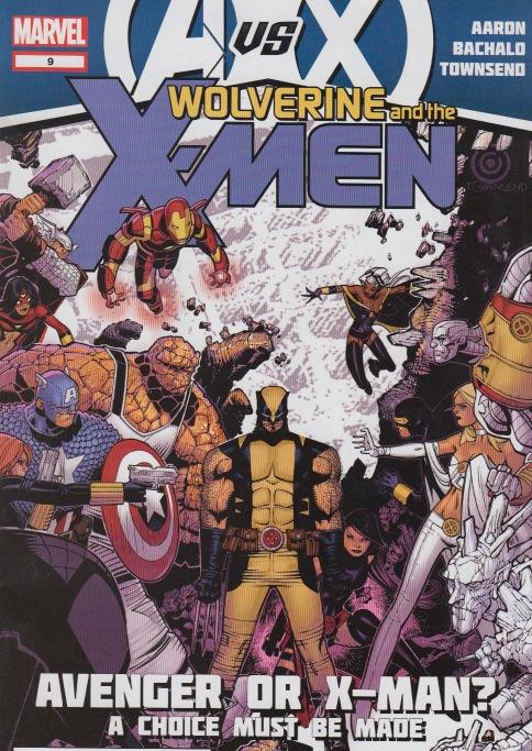 Wolverine & The X-Men: AvX Couvwo10