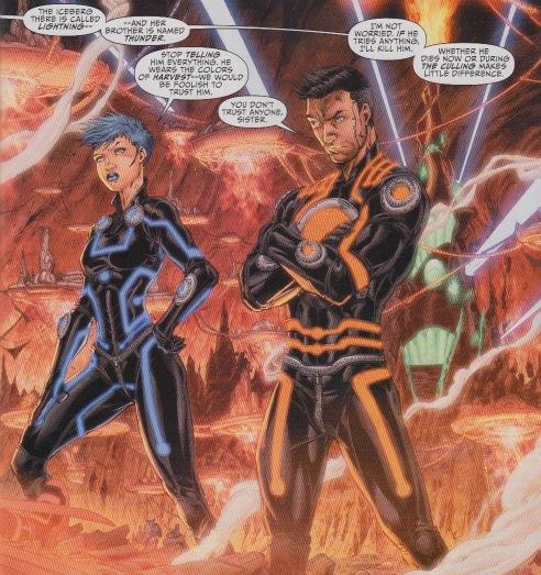 Teen Titans (New 52) Cullin10