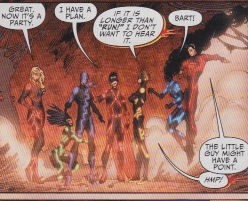 Teen Titans (New 52) Cullin11