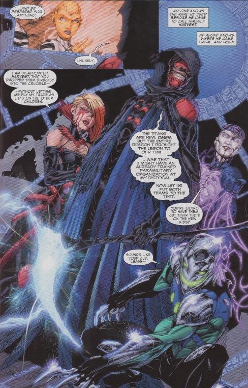 Teen Titans (New 52) Cullin12