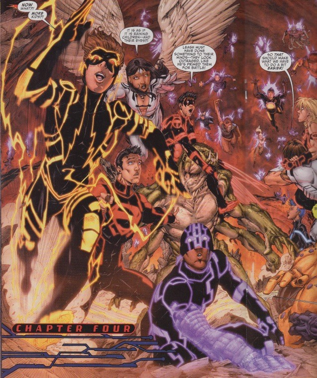 Teen Titans (New 52) Cullin13