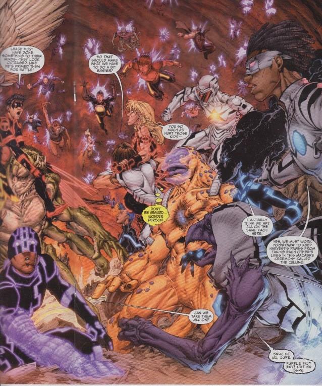Teen Titans (New 52) Cullin14