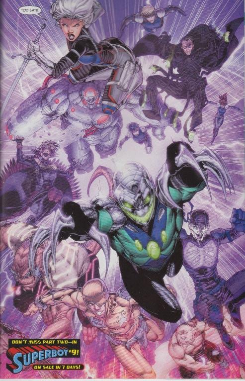 Teen Titans (New 52) Cullin16