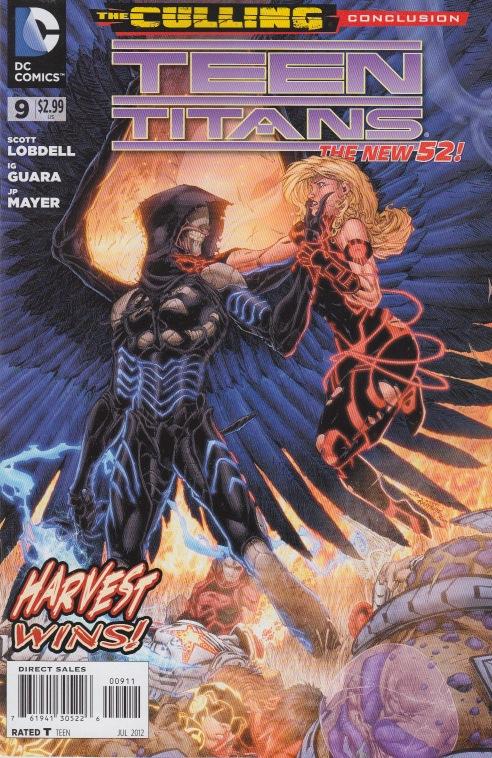 Teen Titans (New 52) Curlin12