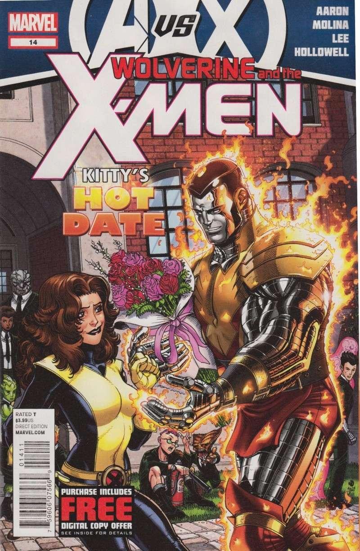 Wolverine & The X-Men: AvX Dating10