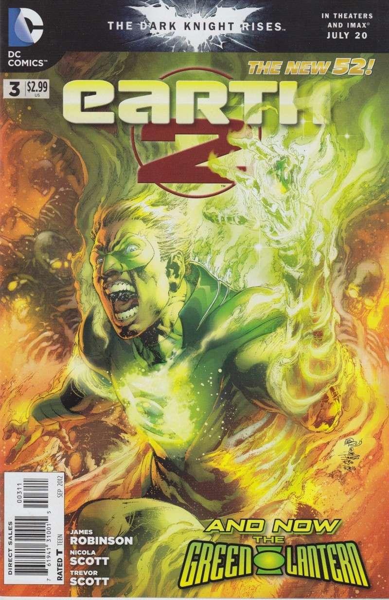 Earth 2 (New 52) Earth219