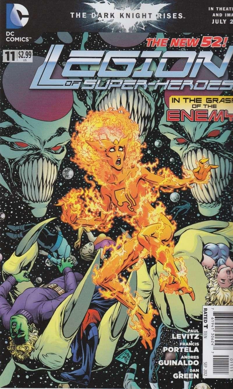 Legion of Super-heroes (New 52) Enemy10