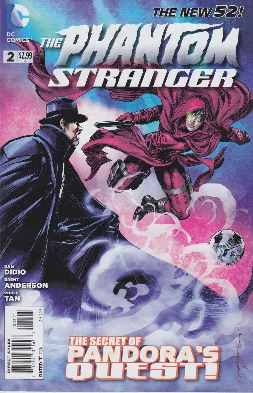 Trinity of Sin : Phantom Stranger Fortha15