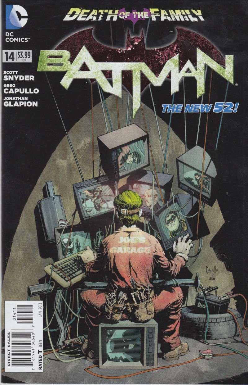 Batman (New 52) Fortha17