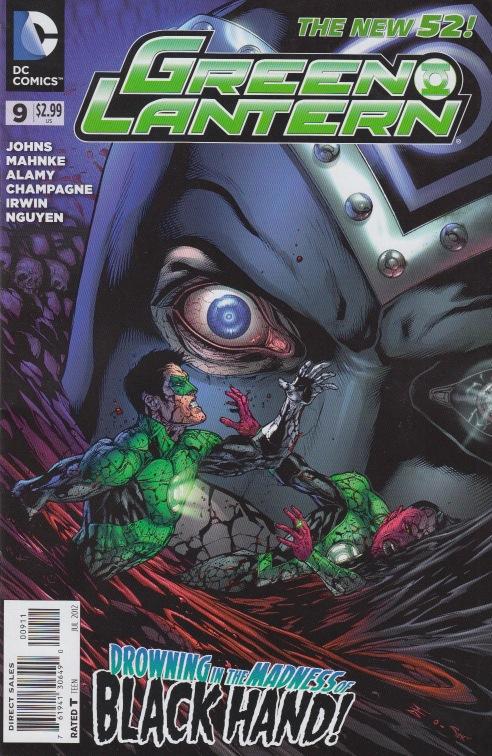 Green Lantern (New 52) Halind10