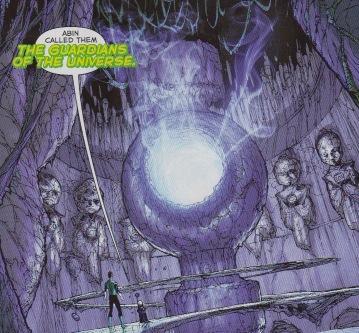 Green Lantern (New 52) Halind15