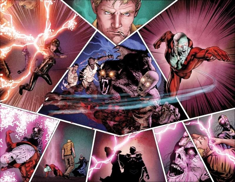 Justice League Dark (New 52) Jldark10