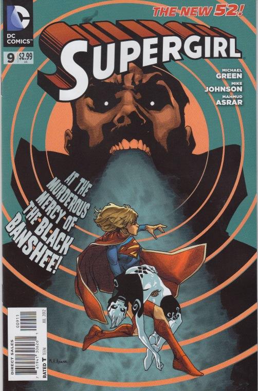 Supergirl (New 52) Kara911
