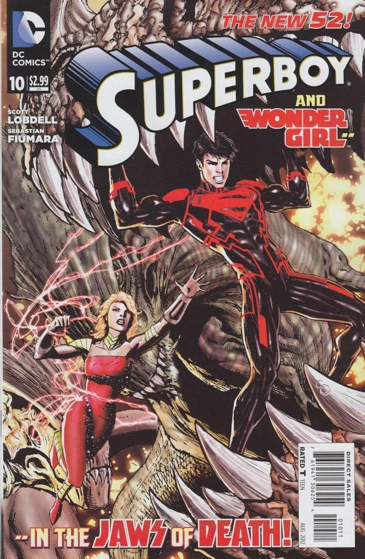 Teen Titans (New 52) Koncas10