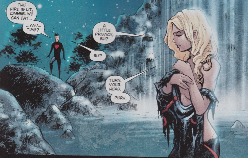 Teen Titans (New 52) Koncas12