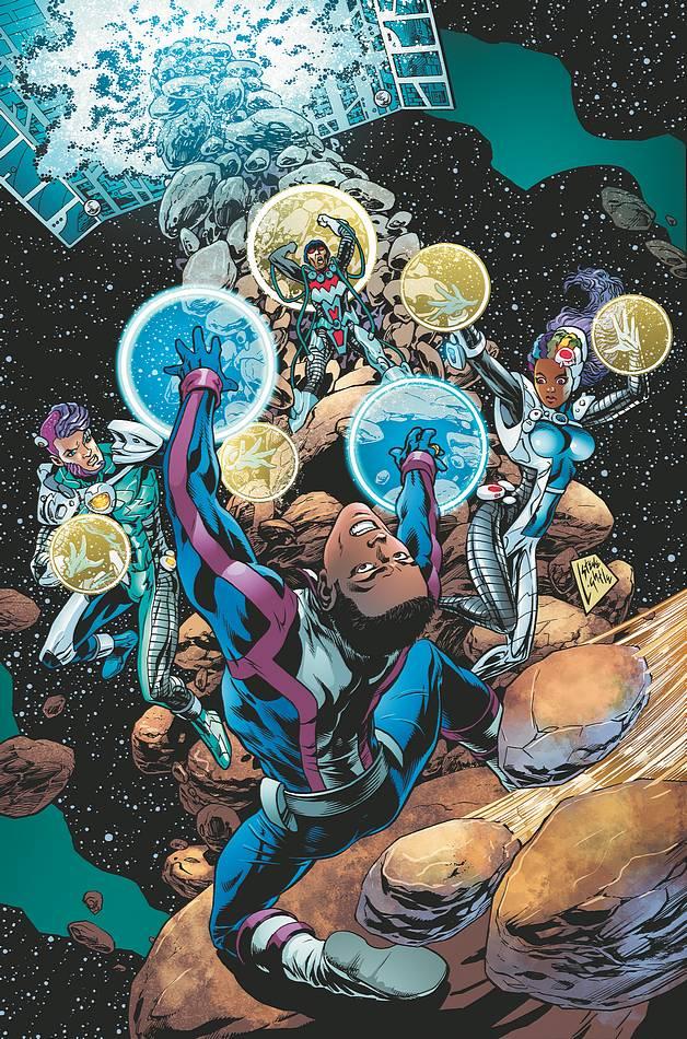 Legion of Super-heroes (New 52) Lsh_cv11
