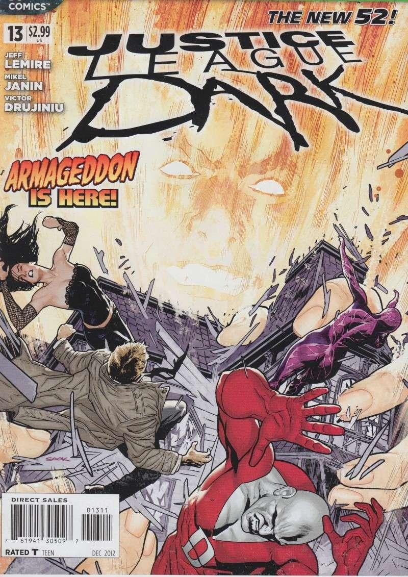 Justice League Dark (New 52) Magik10
