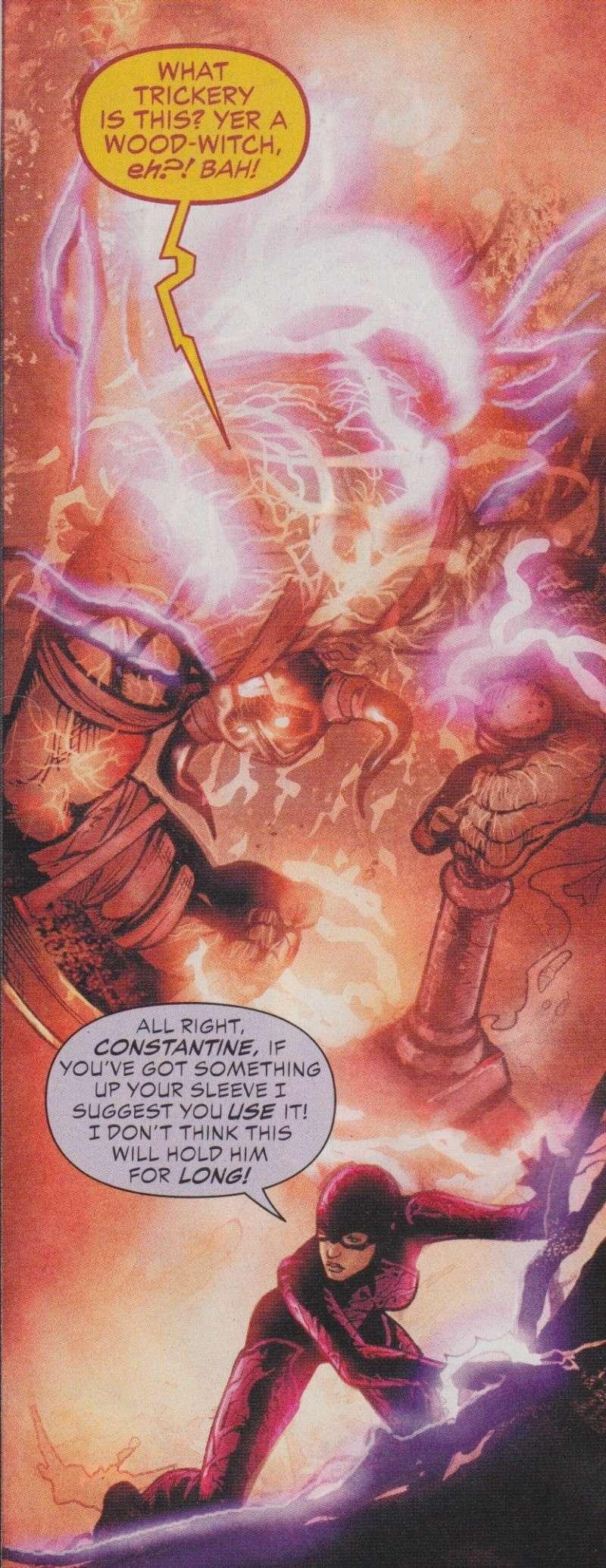 Justice League Dark (New 52) Magik_10
