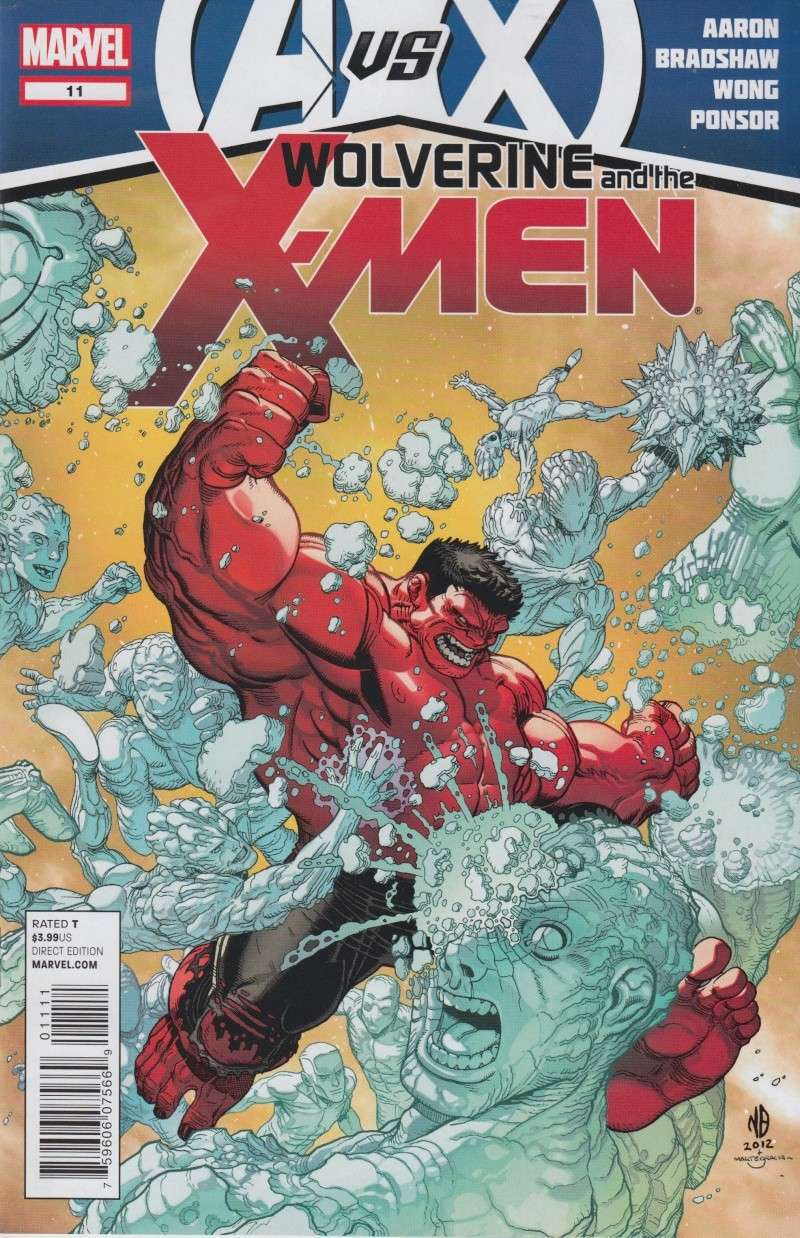 Wolverine & The X-Men: AvX Malici13