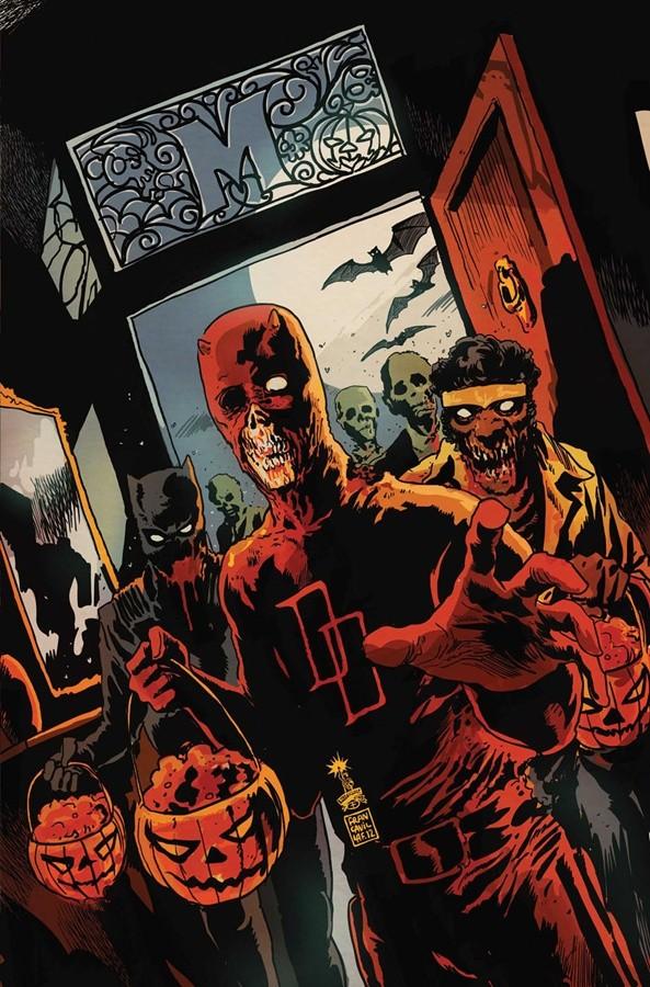 Marvel Zombies Halloween Marvel15