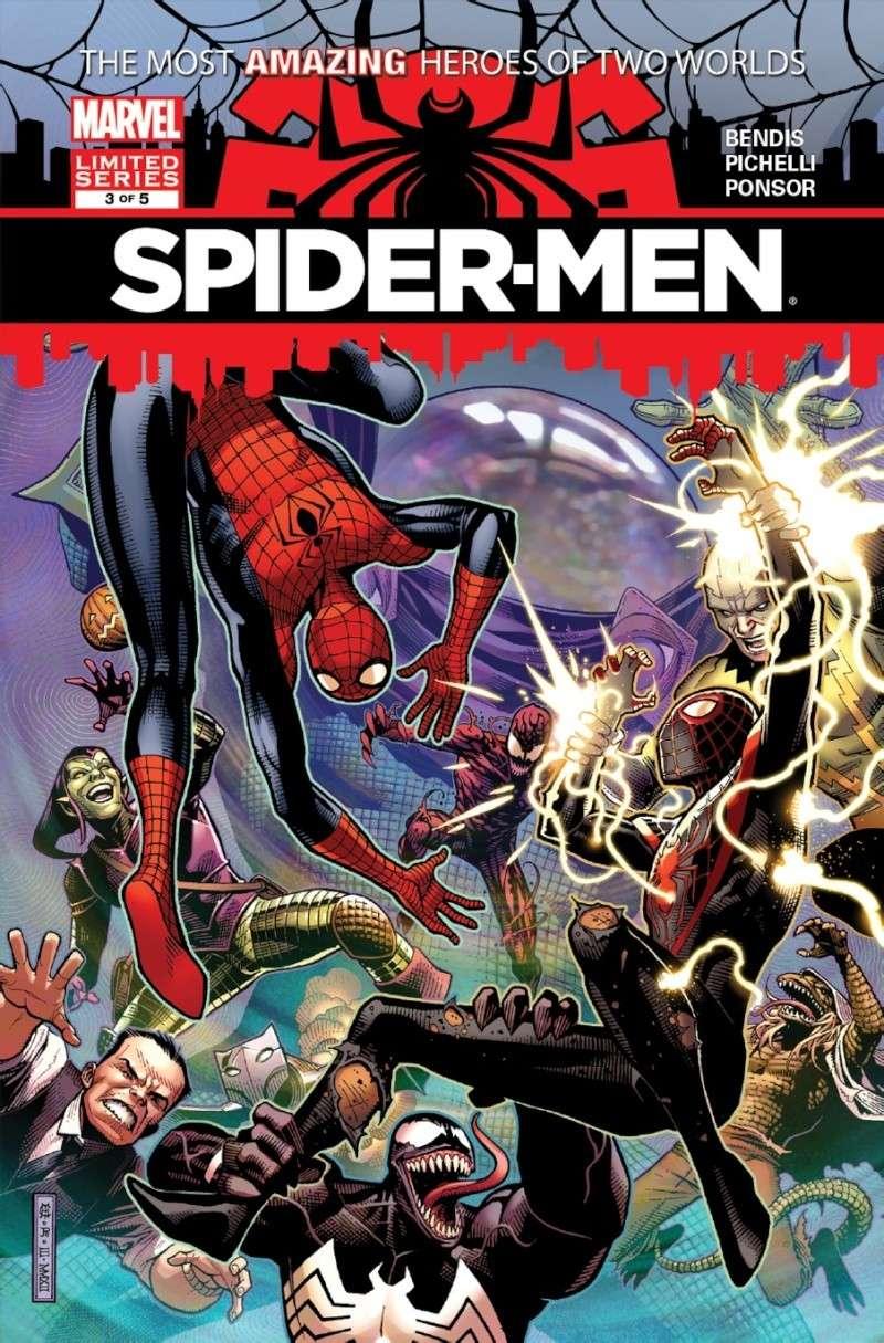 Spider Men Men210