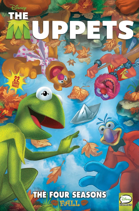MUPPETS #3 (of 4) Muppet10