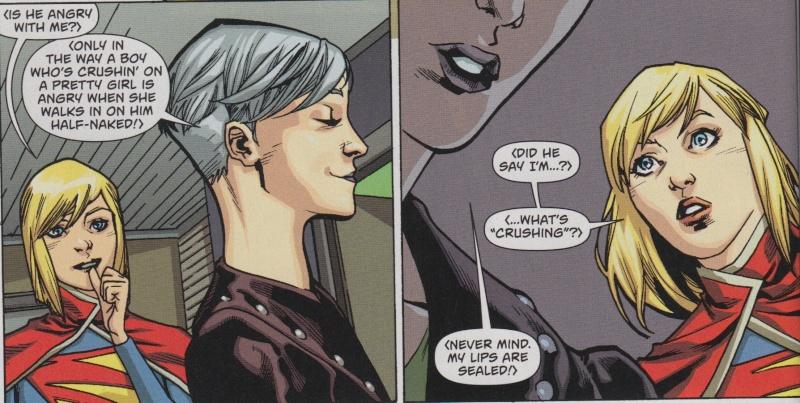 Supergirl (New 52) Nanote17