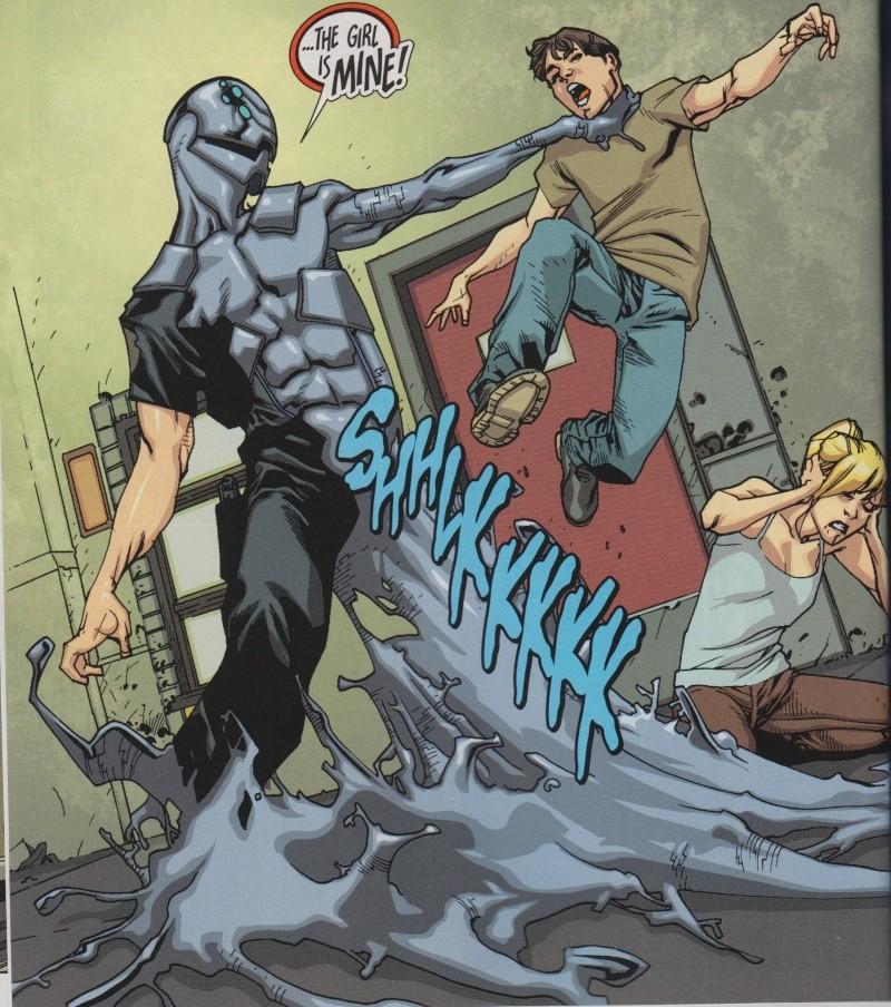 Supergirl (New 52) Nanote18