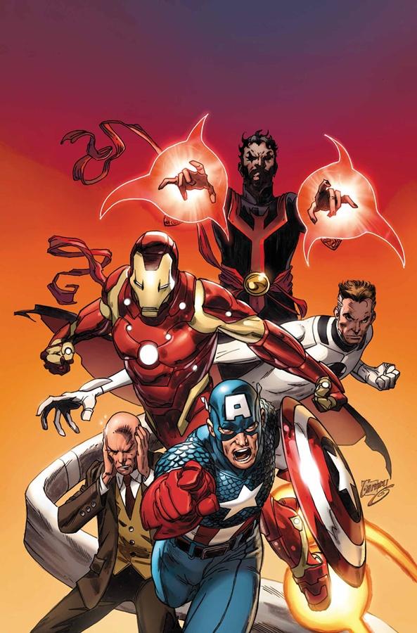 New Avengers #26 Newave10
