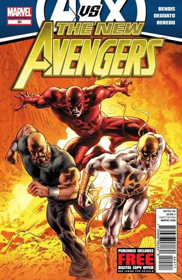 New Avengers #26 Newave11