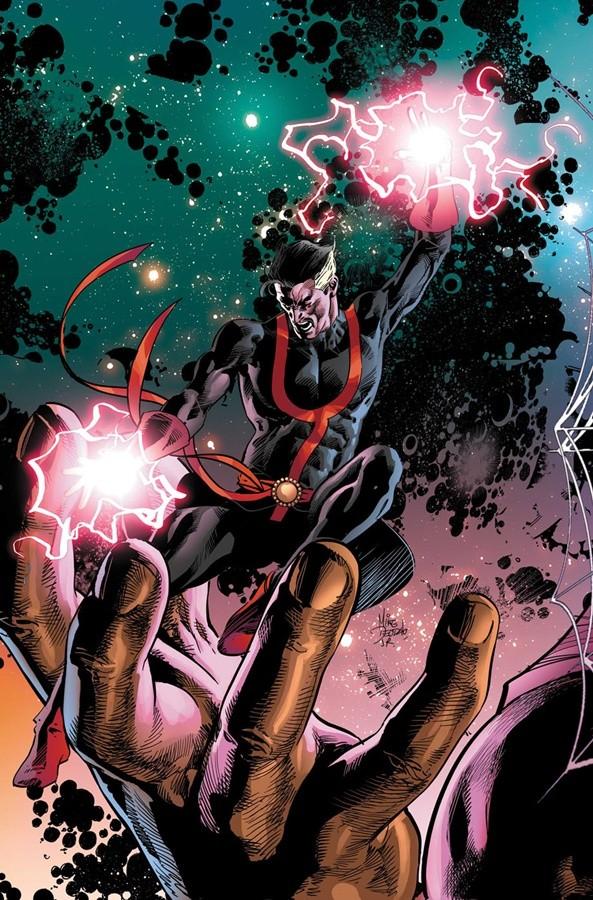 New Avengers 31 - 32 Newave12