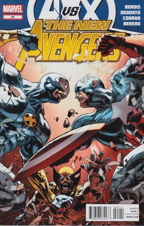 New Avengers #26 Newavx10