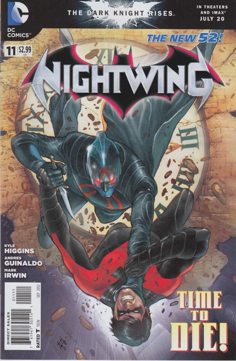 Nightwing (New 52) Parago11