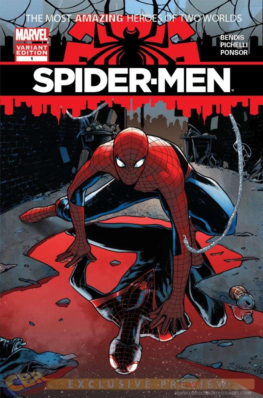Spider Men Pichel10