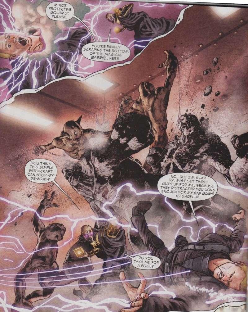 Justice League Dark (New 52) Powerm11