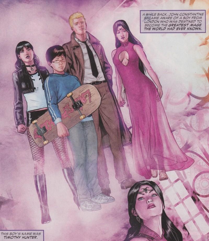 Justice League Dark (New 52) Powerm14